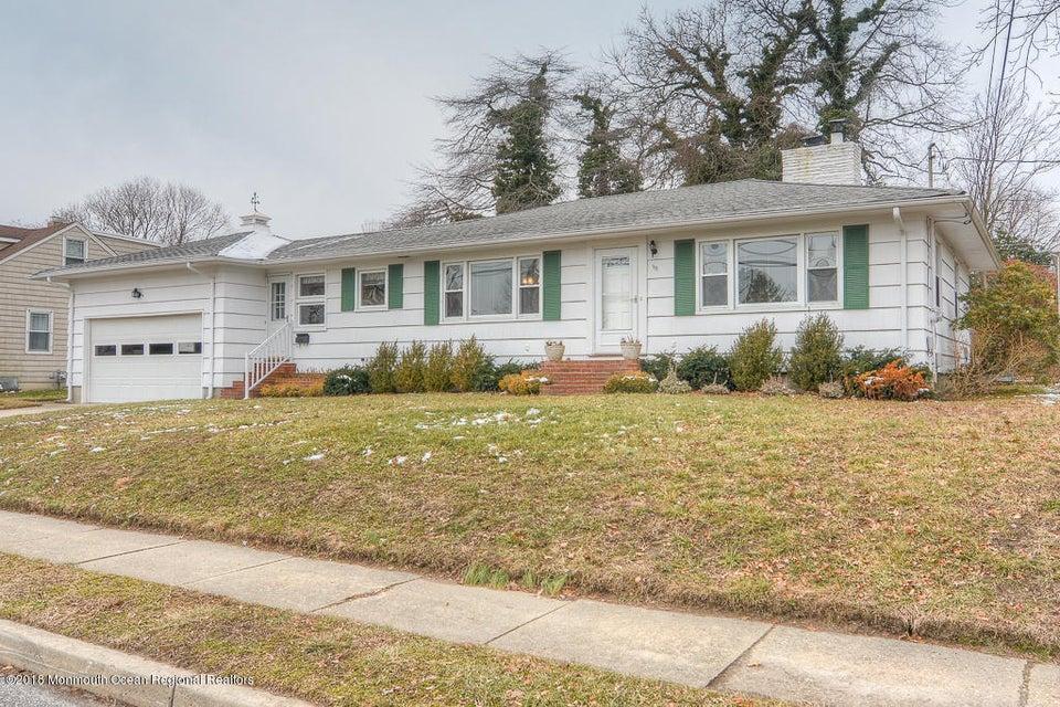 Casa Unifamiliar por un Venta en 111 Hawthorne Avenue 111 Hawthorne Avenue Neptune City, Nueva Jersey 07753 Estados Unidos