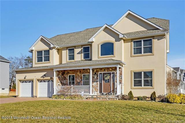 一戸建て のために 売買 アット 2 Inman Court 2 Inman Court West Creek, ニュージャージー 08092 アメリカ合衆国