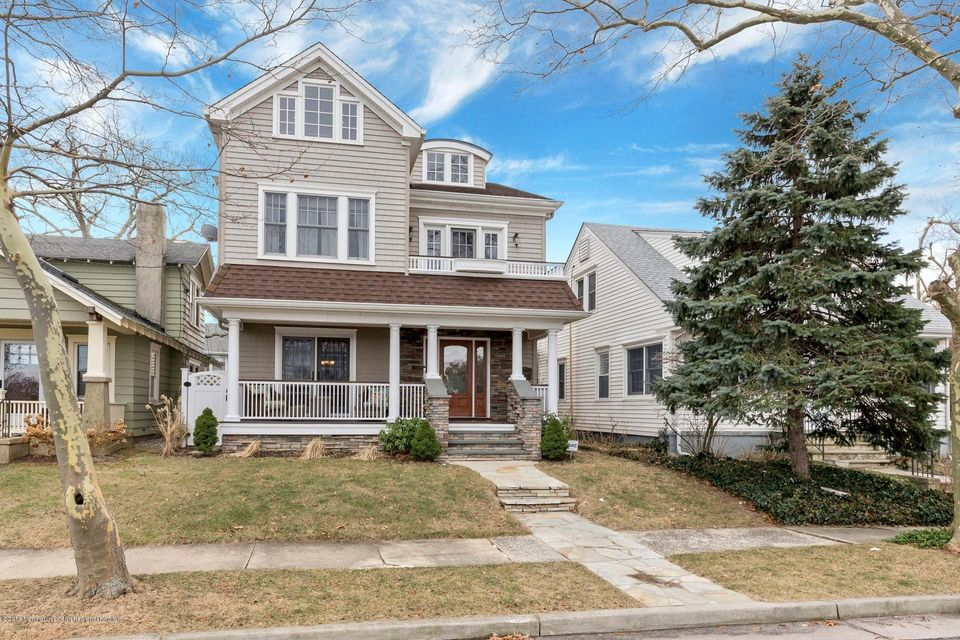 Single Family Home for Sale at 339 Norwood Avenue 339 Norwood Avenue Avon, New Jersey 07717 United States