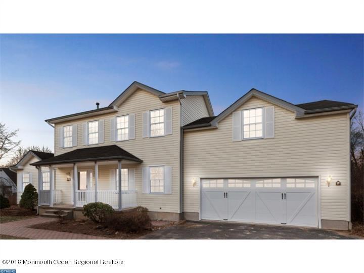 独户住宅 为 销售 在 150 Bucknell Avenue 150 Bucknell Avenue 汉密尔顿, 新泽西州 08619 美国