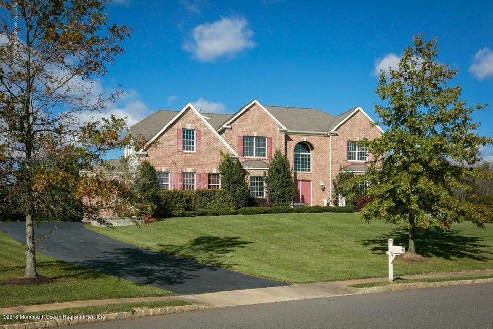 Casa Unifamiliar por un Venta en 12 Mason Drive 12 Mason Drive Cream Ridge, Nueva Jersey 08514 Estados Unidos