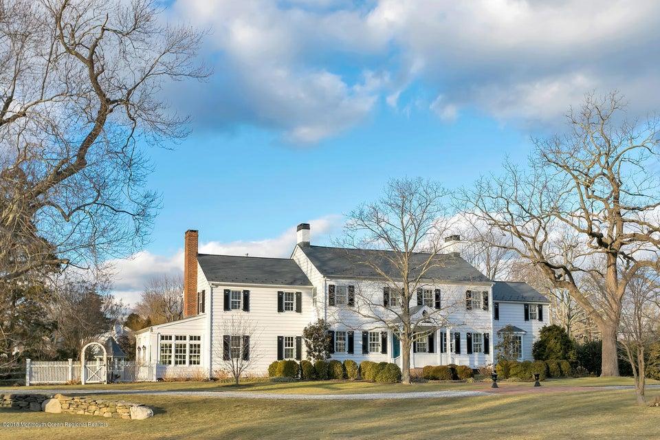 Nhà ở một gia đình vì Bán tại 2 Ridge Road 2 Ridge Road Rumson, New Jersey 07760 Hoa Kỳ