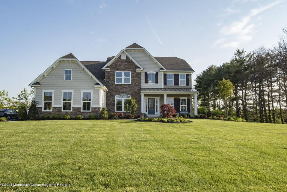 Single Family Home for Sale at Gina Drive Gina Drive Upper Freehold, New Jersey 08501 United States