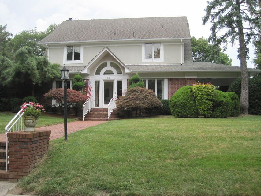 House for Sale at 83 Darlington Road 83 Darlington Road Deal, New Jersey 07723 United States