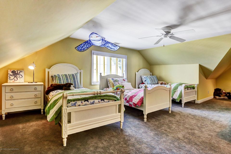Third Level Childrens' Bedroom