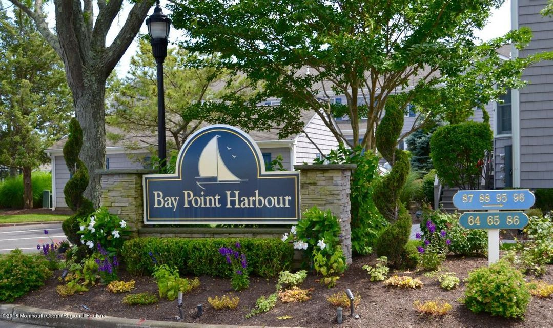 Condominium for Rent at 67 Bay Point Harbour 67 Bay Point Harbour Point Pleasant, New Jersey 08742 United States
