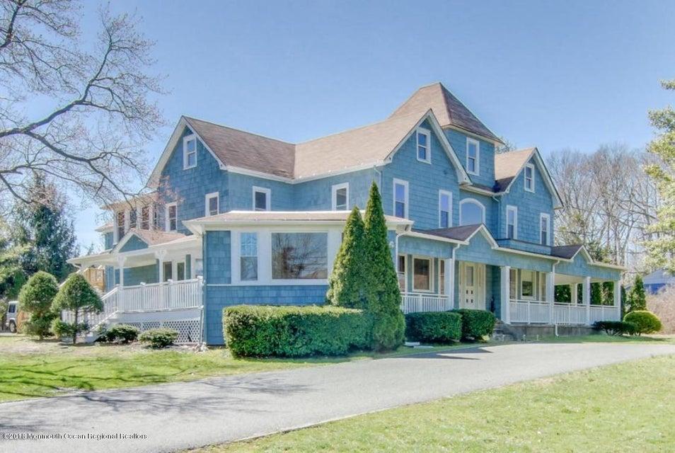 Casa Unifamiliar por un Alquiler en 1737 Belmar Boulevard 1737 Belmar Boulevard Wall, Nueva Jersey 07719 Estados Unidos