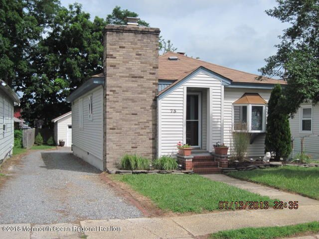 Single Family Home for Rent at 73 Parker Avenue 73 Parker Avenue Fair Haven, New Jersey 07704 United States