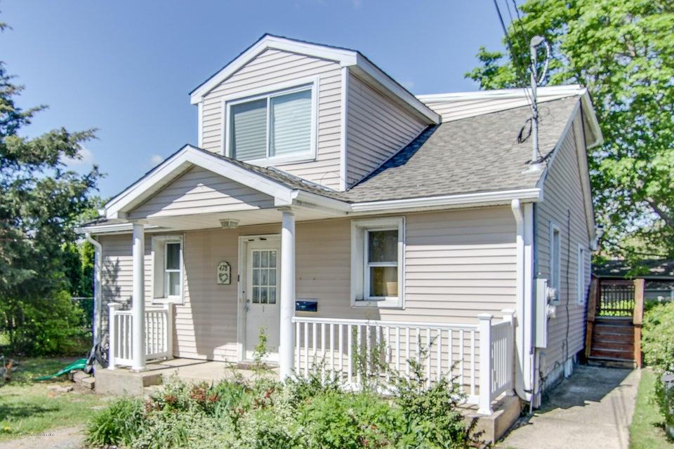 Maison unifamiliale pour l à louer à 478 2nd Avenue 478 2nd Avenue Long Branch, New Jersey 07740 États-Unis