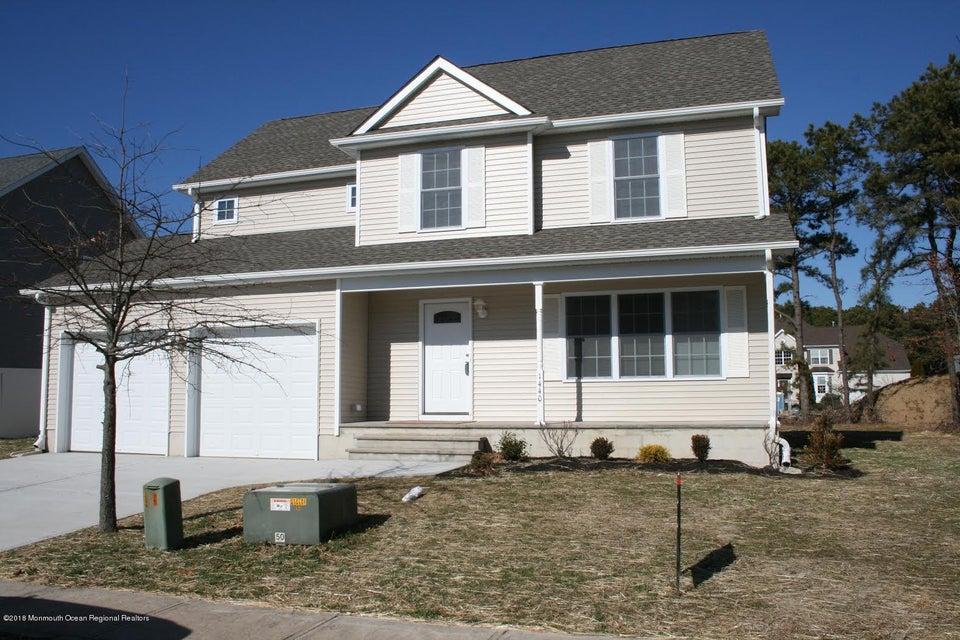 Casa Unifamiliar por un Alquiler en 1440 G Street 1440 G Street Forked River, Nueva Jersey 08731 Estados Unidos