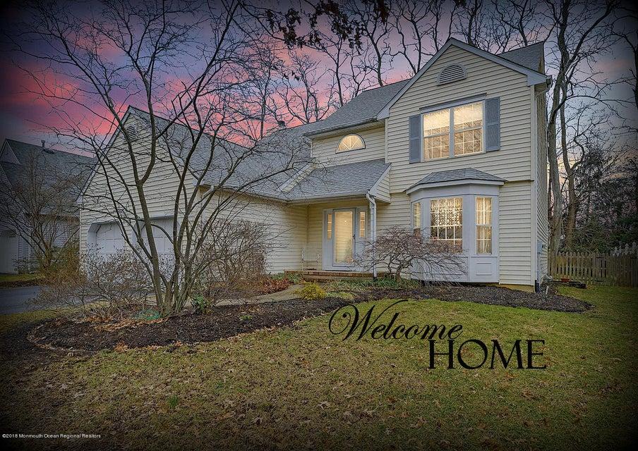 Tek Ailelik Ev için Satış at 97 Meadow Drive 97 Meadow Drive Shrewsbury, New Jersey 07702 Amerika Birleşik Devletleri