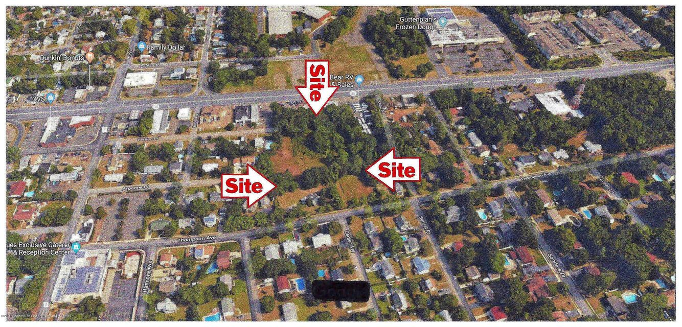 Land for Sale at 400 Thompson Avenue 400 Thompson Avenue North Middletown, New Jersey 07748 United States