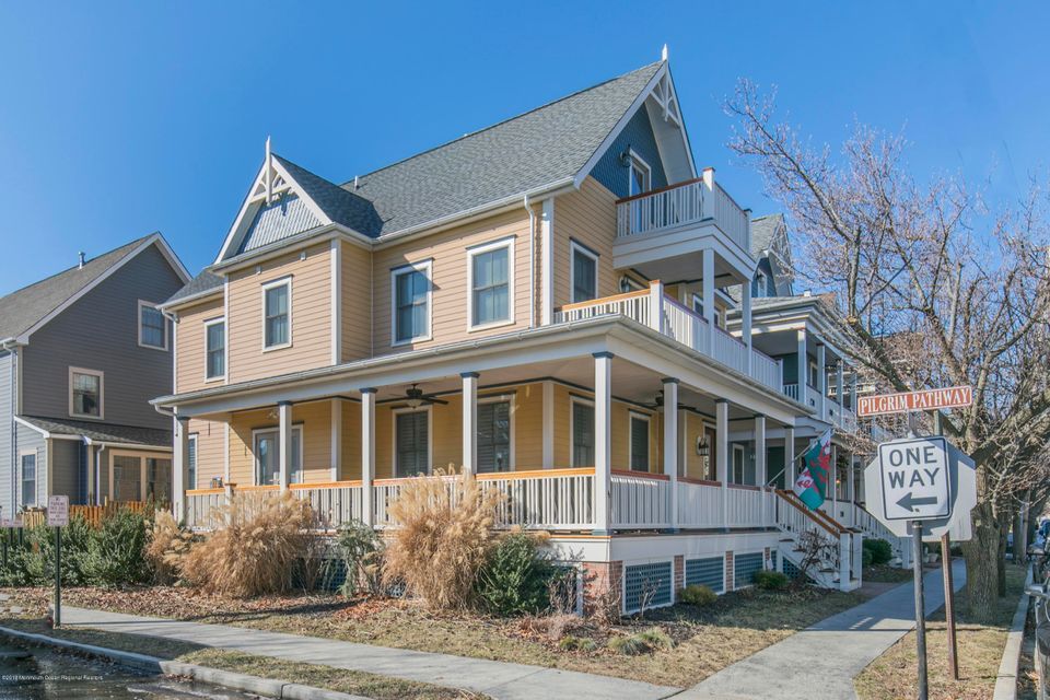 Single Family Home for Rent at 66 Cookman Avenue 66 Cookman Avenue Ocean Grove, New Jersey 07756 United States
