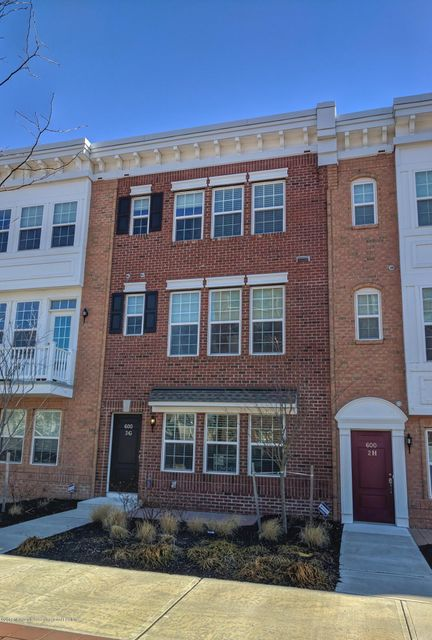 Single Family Home for Sale at 600 Grand Avenue 600 Grand Avenue Asbury Park, New Jersey 07712 United States