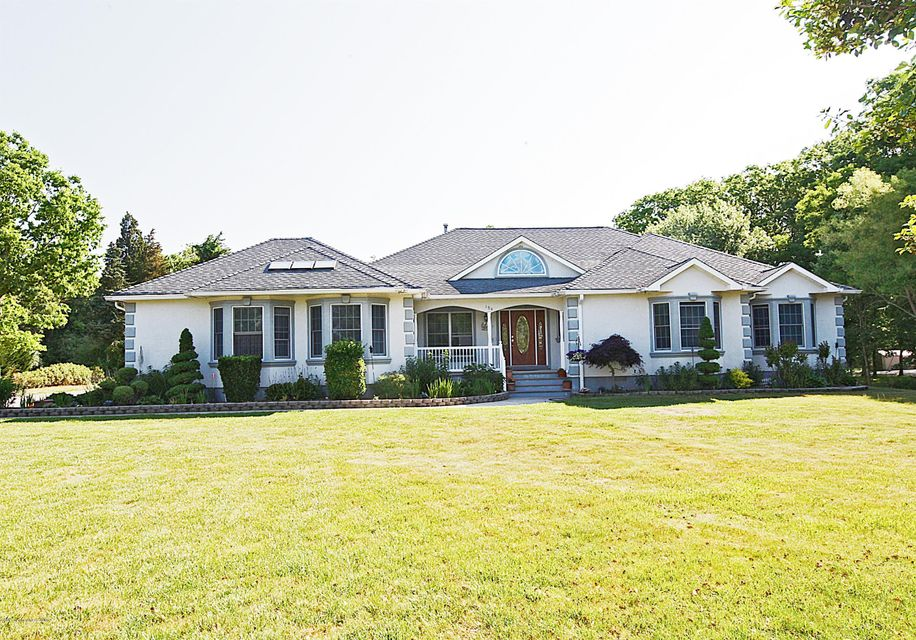 Maison unifamiliale pour l Vente à 154 Beachview Avenue 154 Beachview Avenue Manahawkin, New Jersey 08050 États-Unis