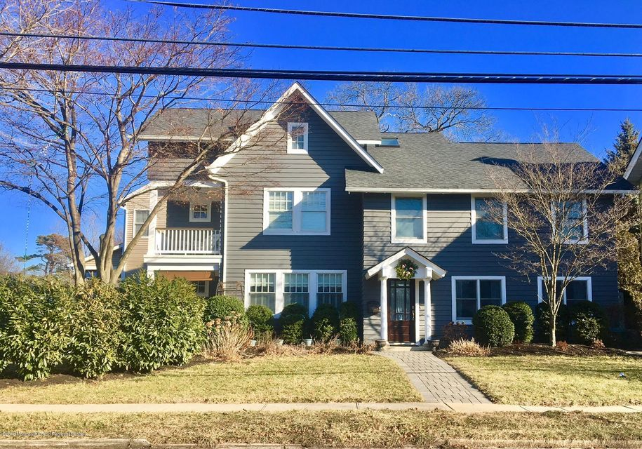 Single Family Home for Rent at 429 Essex Avenue 429 Essex Avenue Spring Lake, New Jersey 07762 United States