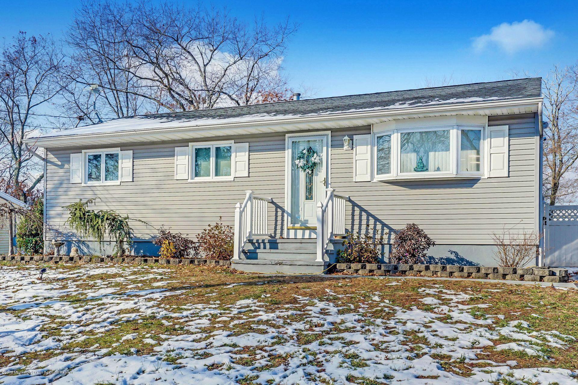 단독 가정 주택 용 매매 에 36 Mallard Road 36 Mallard Road Berkeley, 뉴저지 08721 미국