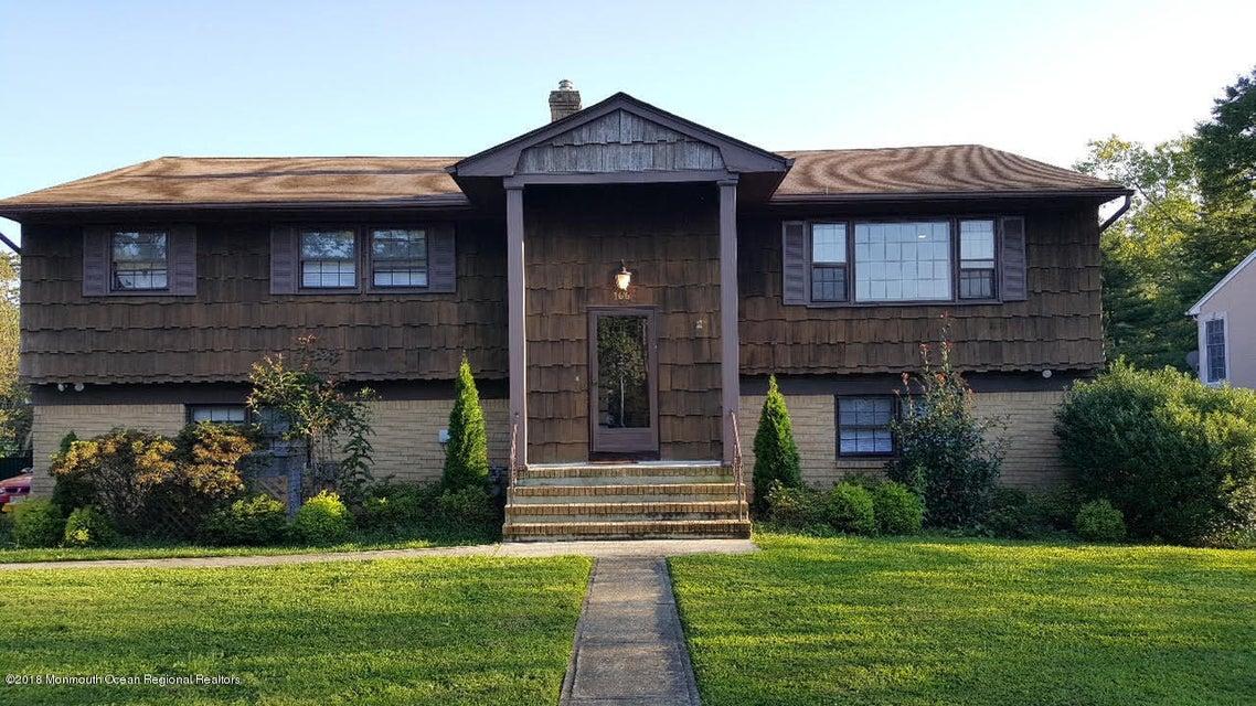 Maison unifamiliale pour l à louer à 166 Palmer Avenue 166 Palmer Avenue West Long Branch, New Jersey 07764 États-Unis