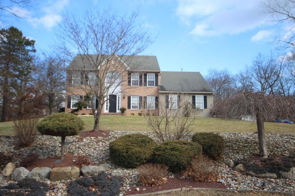 Maison unifamiliale pour l Vente à 14 Marissa Drive 14 Marissa Drive New Egypt, New Jersey 08533 États-Unis