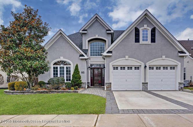 独户住宅 为 销售 在 85 Monte Carlo Drive 85 Monte Carlo Drive 汉密尔顿, 新泽西州 08691 美国