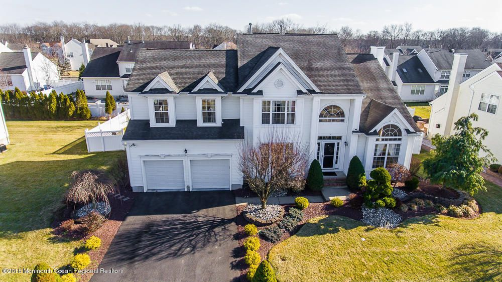独户住宅 为 销售 在 36 Kelly Way 36 Kelly Way Monmouth Junction, 新泽西州 08852 美国
