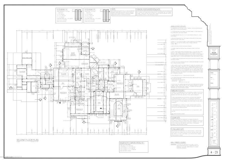 plans 2nd floor