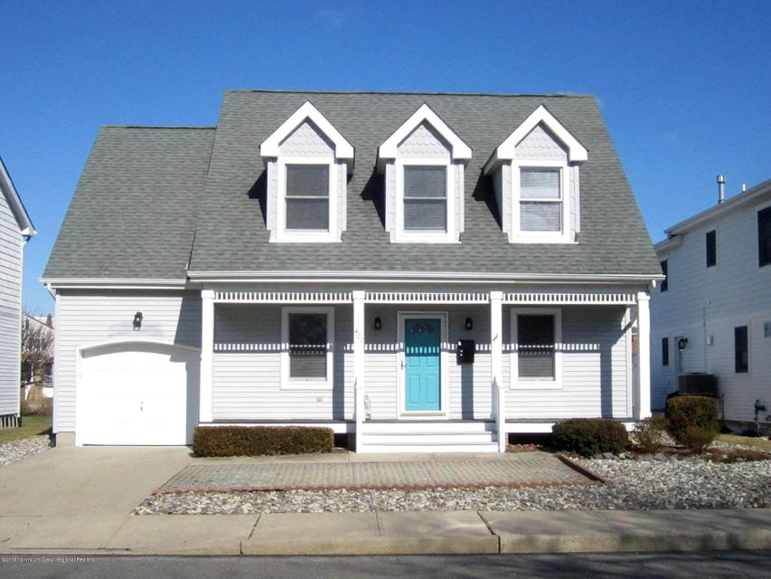 Single Family Home for Sale at 402 Lake Terrace 402 Lake Terrace Bradley Beach, New Jersey 07720 United States