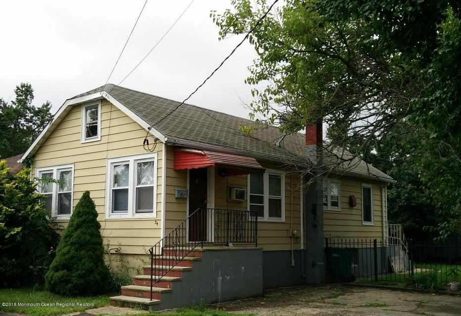 House for Sale at 34 Summerfield Avenue 34 Summerfield Avenue Laurence Harbor, New Jersey 08879 United States