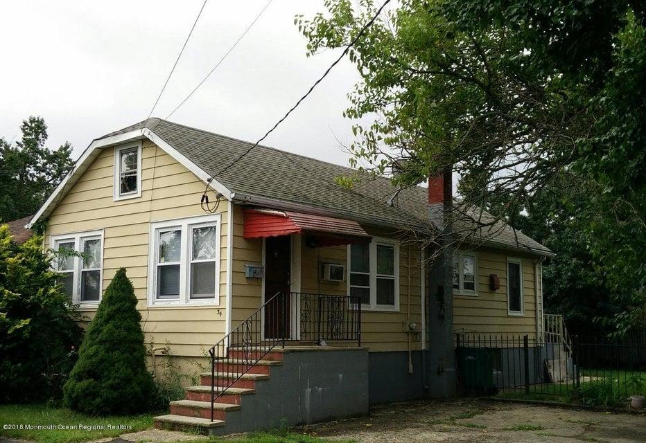 Casa para uma família para Venda às 34 Summerfield Avenue 34 Summerfield Avenue Laurence Harbor, Nova Jersey 08879 Estados Unidos