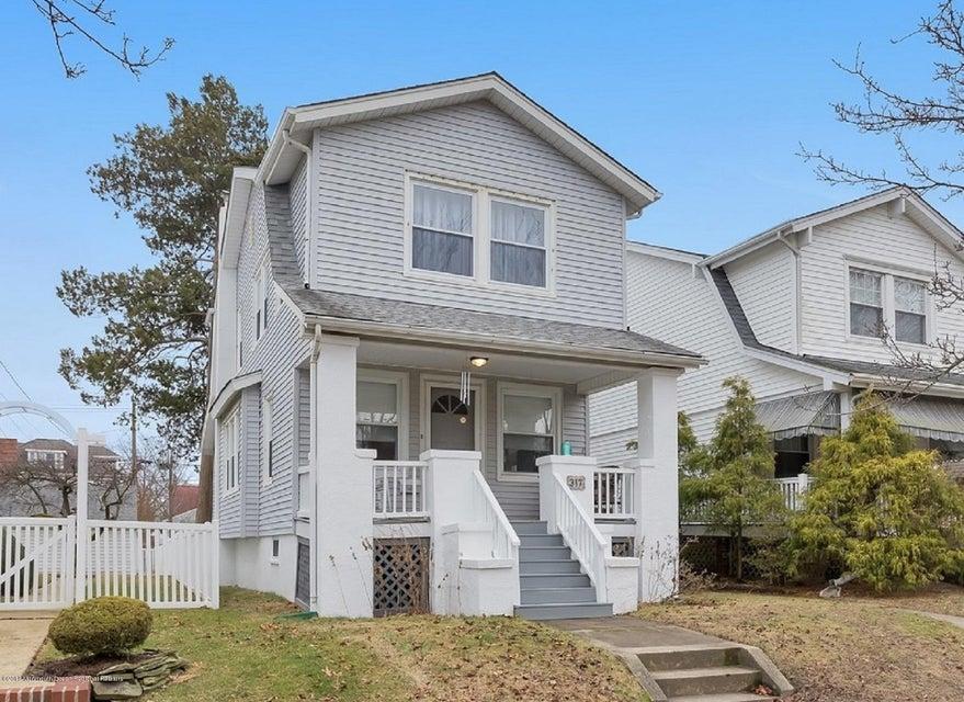 Casa para uma família para Venda às 317 Sylvania Avenue 317 Sylvania Avenue Avon, Nova Jersey 07717 Estados Unidos