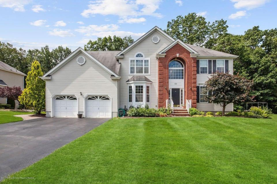 Casa para uma família para Venda às 60 Mcfarlane Circle 60 Mcfarlane Circle Monroe, Nova Jersey 08831 Estados Unidos