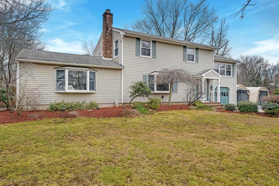 Частный односемейный дом для того Продажа на 349 Main Street 349 Main Street Port Monmouth, Нью-Джерси 07758 Соединенные Штаты