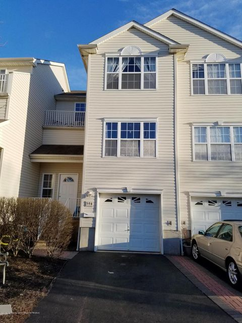 Condominio por un Alquiler en 594 Beachway Avenue 594 Beachway Avenue Keansburg, Nueva Jersey 07734 Estados Unidos