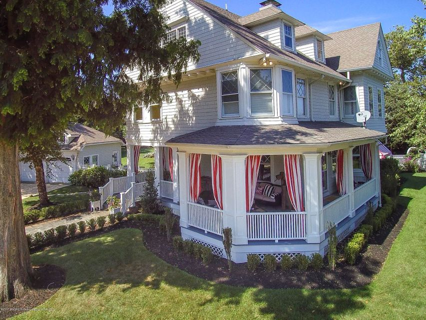 Single Family Home for Sale at 45 River Avenue 45 River Avenue Monmouth Beach, New Jersey 07750 United States