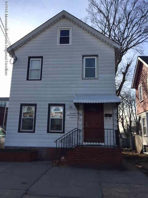 Commercial for Sale at 12 4th Avenue 12 4th Avenue Highland Park, New Jersey 08904 United States