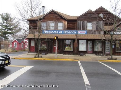 Commercial for Sale at 44 Main Street 44 Main Street Englishtown, New Jersey 07726 United States