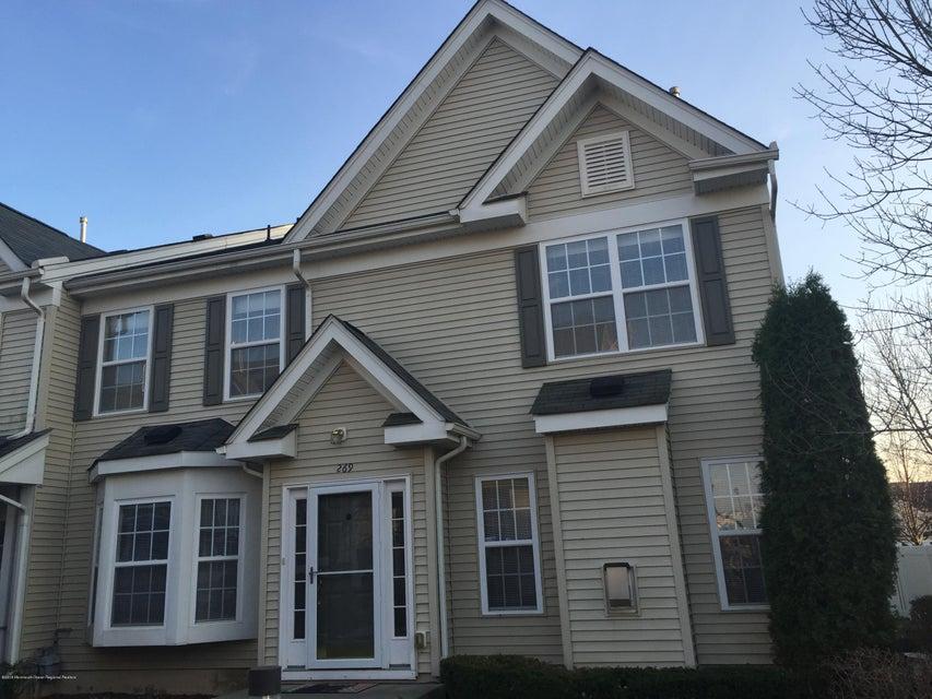 Appartement en copropriété pour l à louer à 269 Brookfield Drive 269 Brookfield Drive Jackson, New Jersey 08527 États-Unis