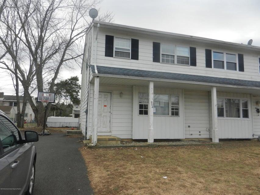 Single Family Home for Sale at 804 Laurel Street 804 Laurel Street Lakehurst, New Jersey 08733 United States