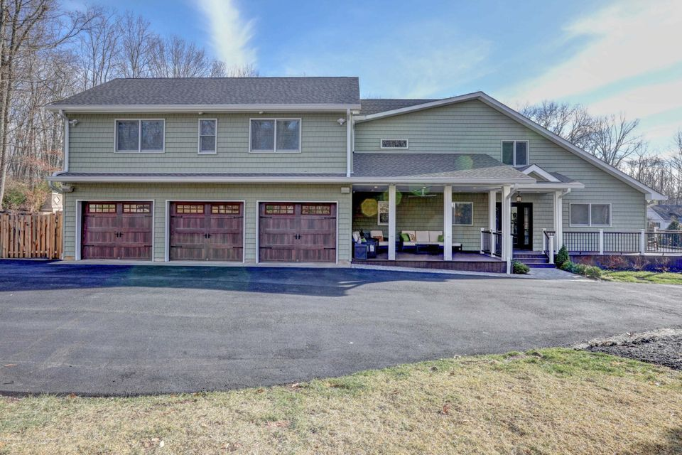 Einfamilienhaus für Verkauf beim 4 Rues Road 4 Rues Road Cream Ridge, New Jersey 08514 Vereinigte Staaten