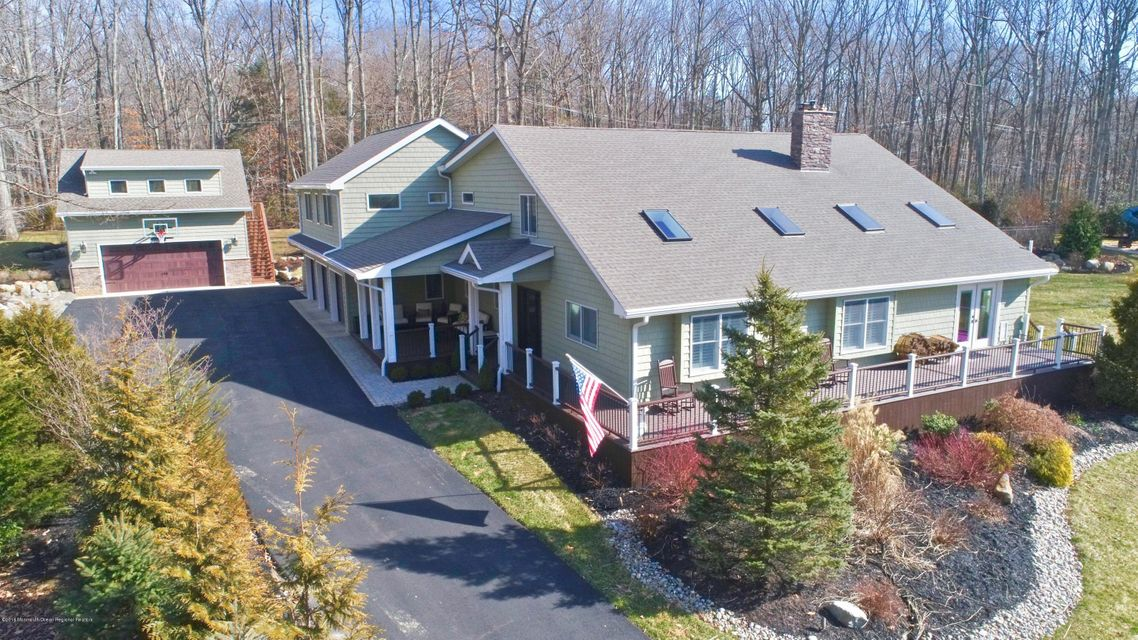 Single Family Home for Sale at 4 Rues Road 4 Rues Road Cream Ridge, New Jersey 08514 United States