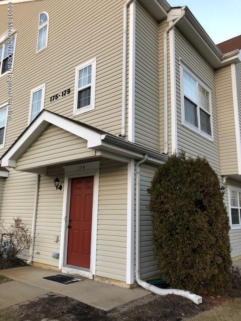 Appartement en copropriété pour l à louer à 175 Dorado Beach Court 175 Dorado Beach Court Howell, New Jersey 07731 États-Unis