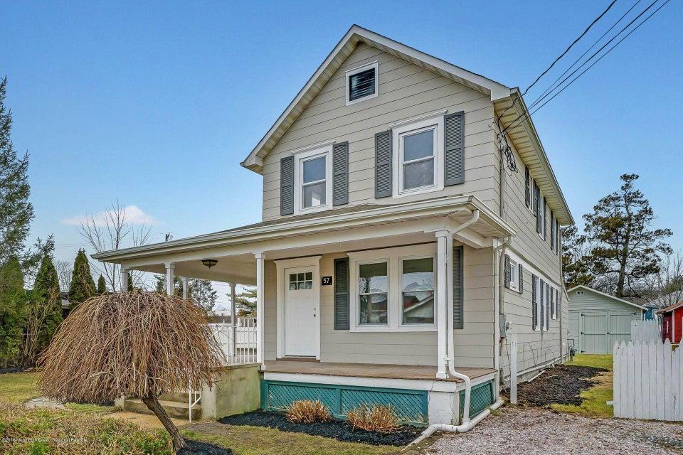 Casa Unifamiliar por un Venta en 57 Ridge Avenue 57 Ridge Avenue Neptune City, Nueva Jersey 07753 Estados Unidos