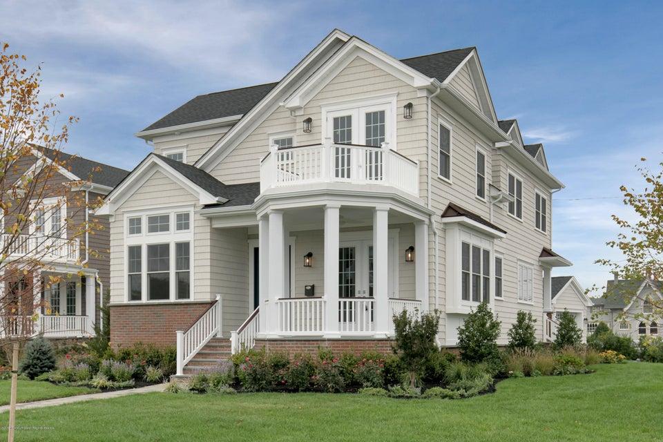 独户住宅 为 销售 在 1 Columbia Avenue 1 Columbia Avenue 朗布兰奇, 新泽西州 07740 美国
