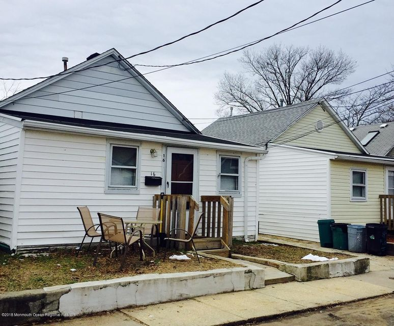 Multi-Family Home for Sale at 14 Woodland Avenue 14 Woodland Avenue Keansburg, New Jersey 07734 United States