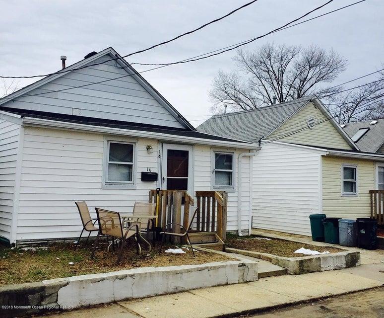 多户住宅 为 销售 在 14 Woodland Avenue 14 Woodland Avenue 肯斯堡市, 新泽西州 07734 美国