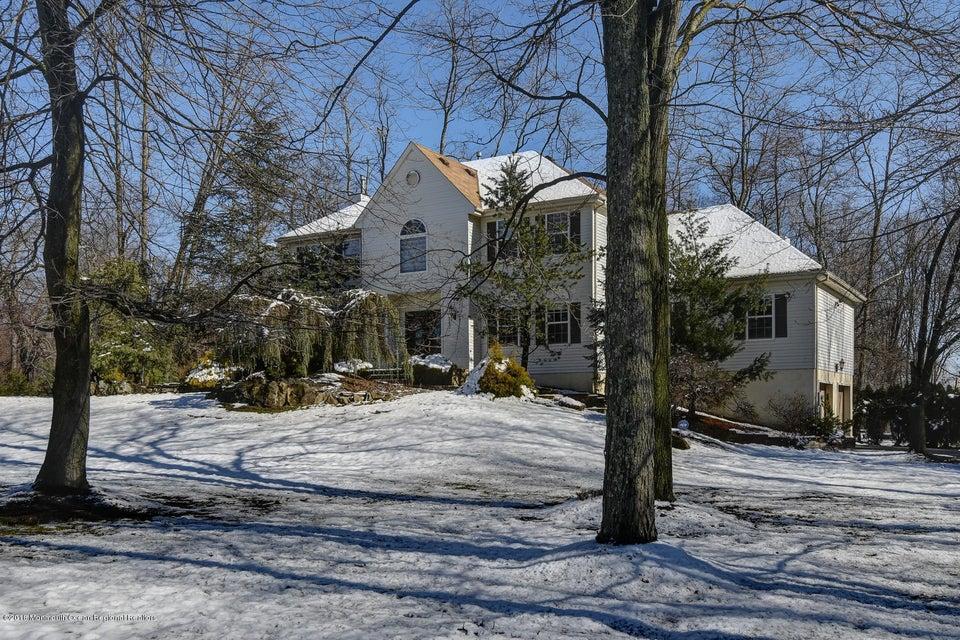 Maison unifamiliale pour l Vente à 22 Conover Road 22 Conover Road Perrineville, New Jersey 08535 États-Unis