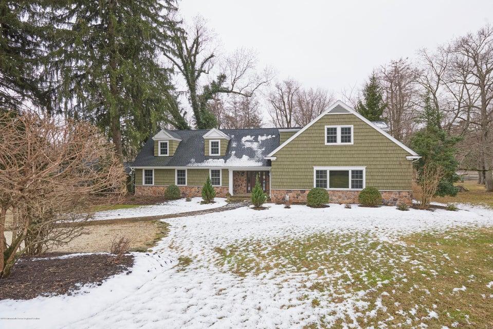 Single Family Home for Rent at 54 Buena Vista Avenue 54 Buena Vista Avenue Rumson, New Jersey 07760 United States