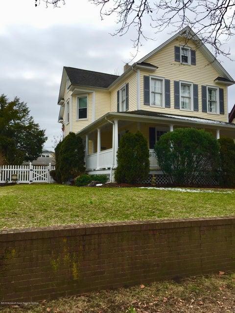 独户住宅 为 出租 在 435 Lincoln Avenue 435 Lincoln Avenue Avon, 新泽西州 07717 美国