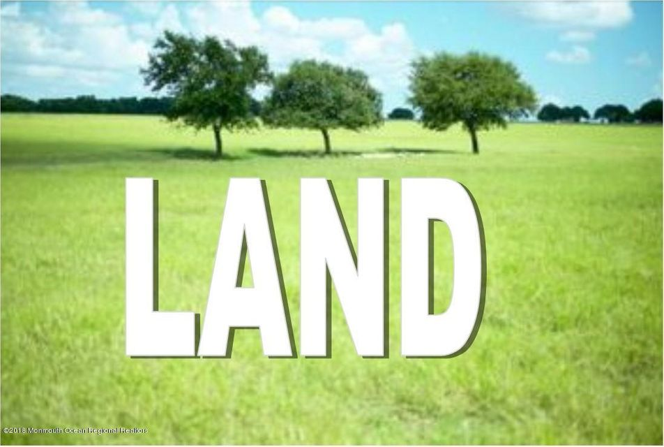 Land for Sale at 455 Grace Hill Road 455 Grace Hill Road Monroe, New Jersey 08831 United States
