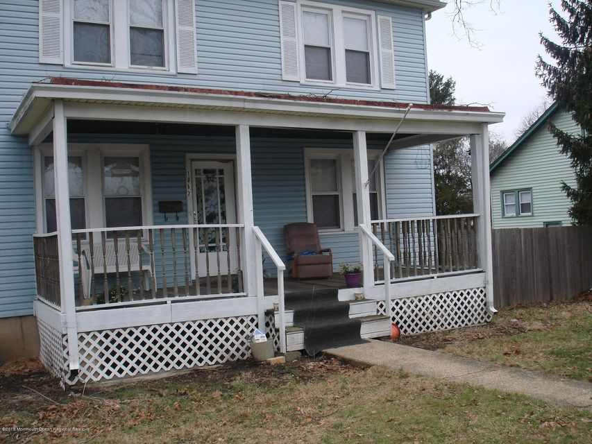 Single Family Home for Sale at 1052 Pennington Highway 1052 Pennington Highway Ewing, New Jersey 08618 United States